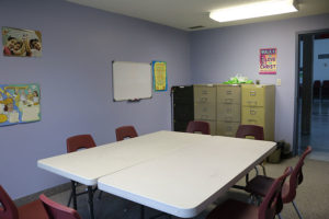 Small Meeting Room (Seats 8)