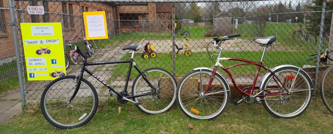 2nd Annual Bike Swap and Drop