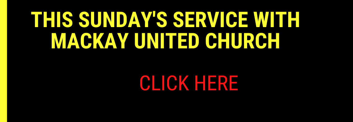 Sunday, June 13th Service with MacKay United Church